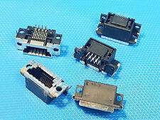 5 Stück AMP Buchse Buchsenleiste  Connector Modular Inkl. MwSt.