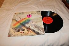 Level 42 Gold Stamp Promo LP-THE PURSUIT OF ACCIDENTS