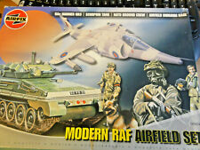 1/72 Airfix Modern RAF Airfield Set MIB plastic