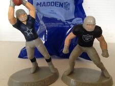 McDonald's NFL Madden Football Happy Meal Toy  Cowboys / Raiders -New In Package