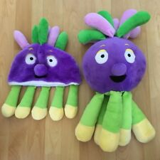 Hi-5 JupJup Soft Plush Toy and Beanie Hat - 2 Items!