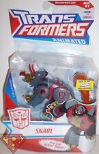 SNARL Transformers Animated Series Deluxe Class Autobot Figure 2008