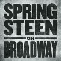 BRUCE SPRINGSTEEN - SPRINGSTEEN ON BROADWAY [CD] NEW & SEALED
