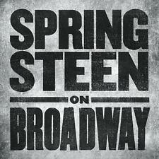 BRUCE SPRINGSTEEN - SPRINGSTEEN ON BROADWAY [CD] NEW & SEALED