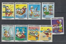 S812. Antigua & Barbuda - MNH - Cartoons - Disney's - Christmas