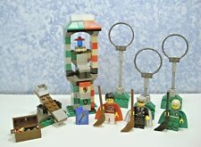 LEGO Harry Potter Set  QUIDDITCH PRACTICE  #4726  *100%*  w/Instructions  No box