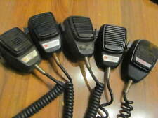 5-Federal Signal Siren / Pa Mic Part # Mnct-Sb Selling For Parts Non-Working