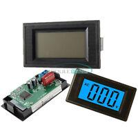 Blue LCD AC 0-500V Voltmeter Panel 2/4-Wire Digital Alternating Voltage Meter