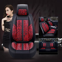 Leopard Print Full Set Seat Covers fit Holden Commodore VE Series 2 2010-2013