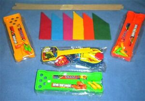 4 LUXURY CRACKER FILLER TOYS + HATS,SNAPS & JOKES TO MAKE YOUR OWN XMAS CRACKERS