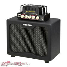 NEW Hotone Nano Legacy British Invasion Compact 5w Guitar Amp Half Stack w/ Cab