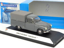 Starter N7 Provence Resina 1/43 - Simca Aronde Amministratore Di Office