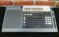 SONY ICF-2010 Radio Receiver (AIR/FM/LW/MW/SW) Tested - Excellent! Japan