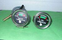 Massey Ferguson Temp, Oil Pr (Male)Gauge Set TE20,T020,T030,50+++