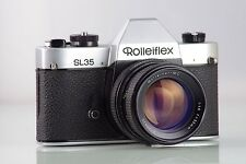 Gemstone Rolleiflex Classic SL35 SL-35 Rolleinar Mc F1.4 55 55mm Japan Qbm