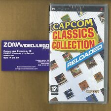 Psp Region Capcom Classics Collection Reloaded