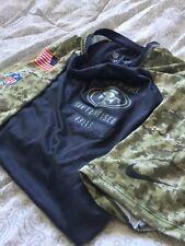 SAN FRANCISCO 49ERS 2016 Nike Salute to Service Legend NFL Shirt  Size L New