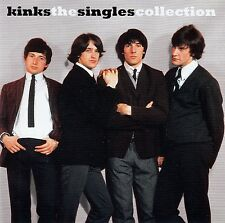 THE KINKS : THE SINGLES COLLECTION / CD - NEU