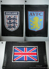 WALLET UK Flag England Aston