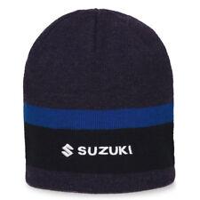 New - Suzuki Genuine Clothing (2019) - Unisex Team Beanie Hat - Blue