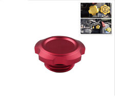 Red Billet Metal Engine Oil Filler Cap Cover For Subaru STI WRX Impreza Forester