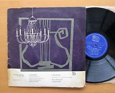 Cello Sonatas de Beethoven 1 4 & 5 Rostropovich Richter URSS Melodiya Mk D 13813-4