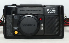EXC+++ Yashica Full Automatic 35mm Point & Shoot Camera With 38mm f2.8 Lens