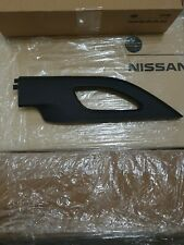 100% GENUINE NISSAN 2005-2012 PATHFINDER RIGHT ROOF RACK SIDE RAIL FROND END CAP