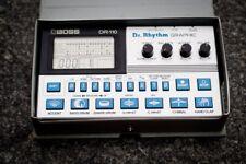 Jefe DR-110 Dr Ritmo gráfico de ritmos DR110 Vintage Excelente Estado