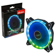 Akasa Vegas AR7 120mm 1500RPM Addressable RGB LED PC Case Fan