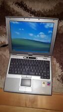 "Dell Latitude D400 Laptop Notebook 12.1"" 60GB Windows XP Office WI-Fi Sea Monkey"