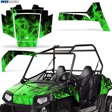 Graphic Kit for Polaris RZR170 UTV Decal Sticker SxS Wrap RZR 170 Parts ICE GRN