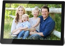 OTU 10 Inch Wi-Fi Smart Cloud Digital Picture Frame with IPS High Resolution Dis