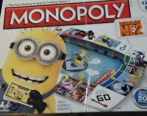Monopoly - Despicable Me 2 (2012); Hasbro