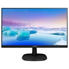 Philips V-Line 223V7QHSB 22 inch LED IPS Monitor - IPS Panel, Full HD, 5ms, HDMI