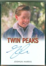 Twin Peaks Archives 2019 Joshua Harris as Nicky Needleman Autograph Card  (2)