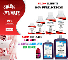 Haz Gel Polish Remover Acetone UV LED Nail Polish Cleaner Manicure 50 to 250 ML*