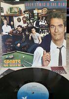 Huey Lewis The News SPORTS Vinyl LP Chrysalis FV 41412 RCA Club Edition NM Vinyl