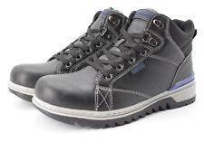 supertrek ripple hiker walking trekking hiking winter boots black uk size 12