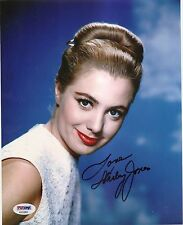 Shirley Jones Elmer Gantry Oscar Academy Signed Auto 8x10 PHOTO PSA/DNA COA