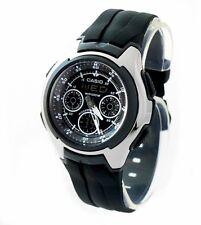 Casio AQ163W-1B1 Active Dial 100M Digital Sports Watch Chronograph - 5 Alarms