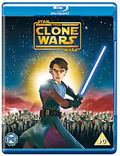 Star Wars - The Clone Wars (Blu-ray, 2008)