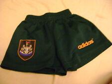 Newcastle United adidas baby short shorts 98 cm vintage