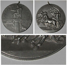 Los participantes-medalla olimpiada estocolmo 1912 top original