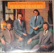 SEALED DOYLE LAWSON & QUICKSILVER BLUEGRASS GOSPEL LP - HEAVENLY TREASURES!!
