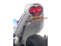Gimbel Heck - Innenverkleidung SUZUKI GSF 600/1200 Bandit (WVA8/WVA9) | 00-ff...