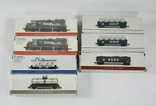 Readers Digest Miniature Southern Pacific Train Cars Locomotive Lot 7