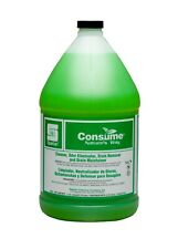 Case Of 4 Spartan Consume Natures Way Cleaner Odor Eliminator Stain Remover