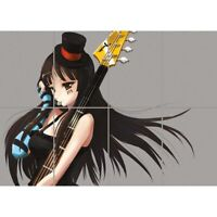 K-On Manga Anime Giant Wall Art New Poster Unique Picture Print Picture
