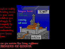 ms dos pc games shooter halloween  horror in 1920s things go bump in night jazz